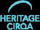 Heritage Cirqa half-sized logo